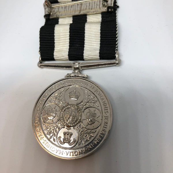 Genuine Service Medal of the Order of St John