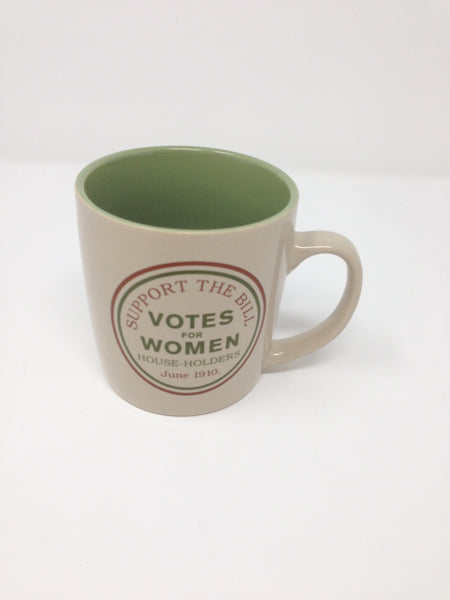 Suffragette 'Votes for Women' Mug