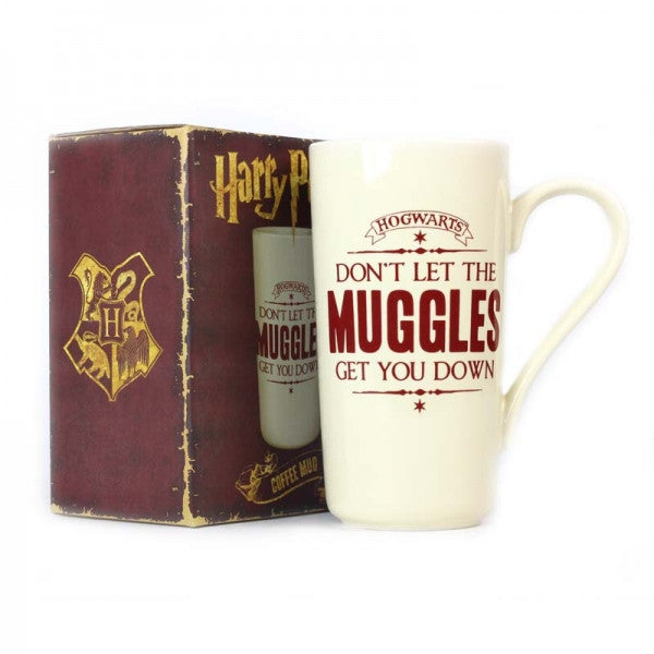 Harry Potter Tall Muggles Mug
