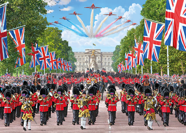 Trooping the Colour Puzzle 1000PC