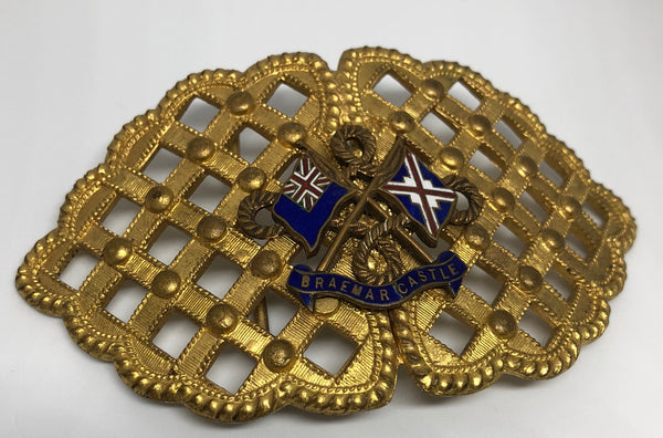 Union Castle Line Nurse's Belt Clasp