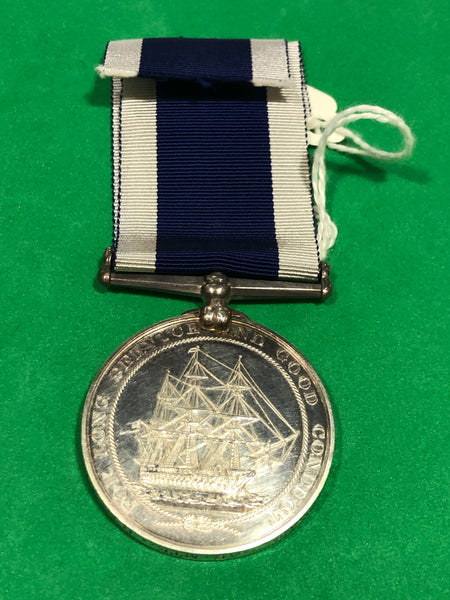 Royal Navy Long Service and Good Conduct (Victoria)