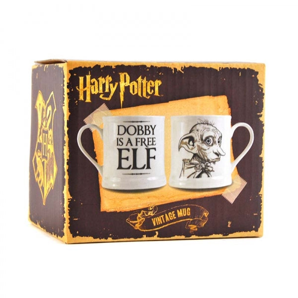 Harry Potter Vintage Dobby Mug