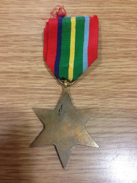 Genuine WWII Pacific Star