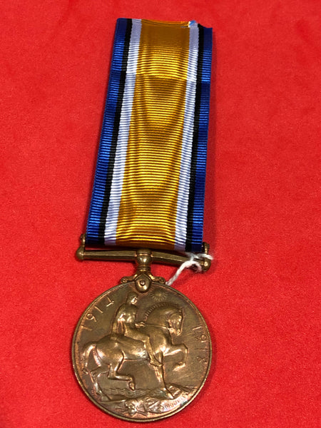 WWI Bronze British War Medal