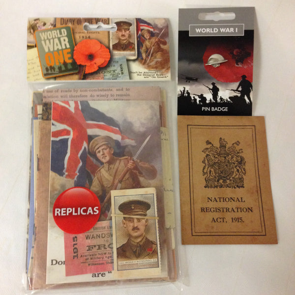 WWI Replica 5 Item Bundle