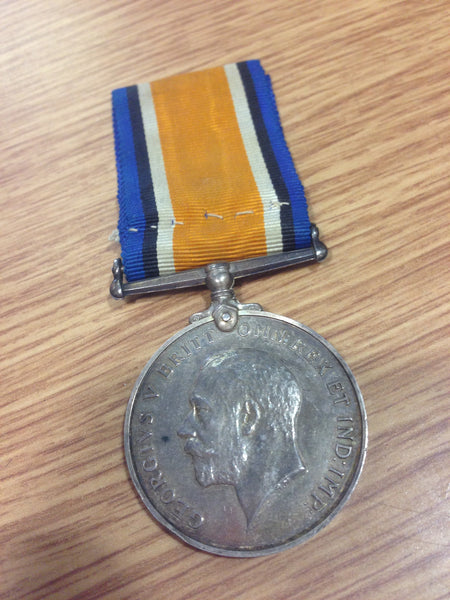 Genuine WWI War Medal