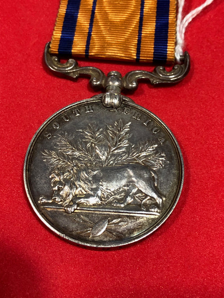 South Africa Medal 1877-89 No Clasp
