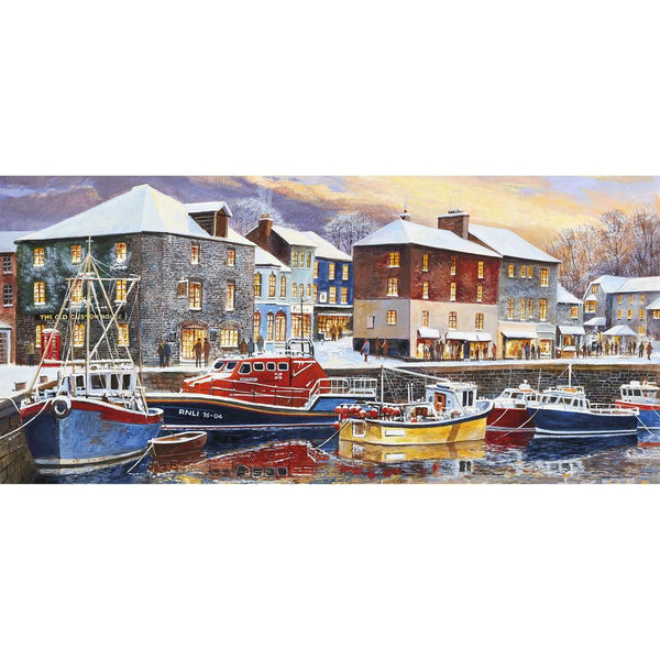 Padstow in Winter 636pc Puzzle