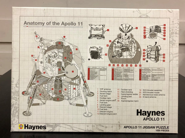 Haynes Apollo 1000pc Puzzle