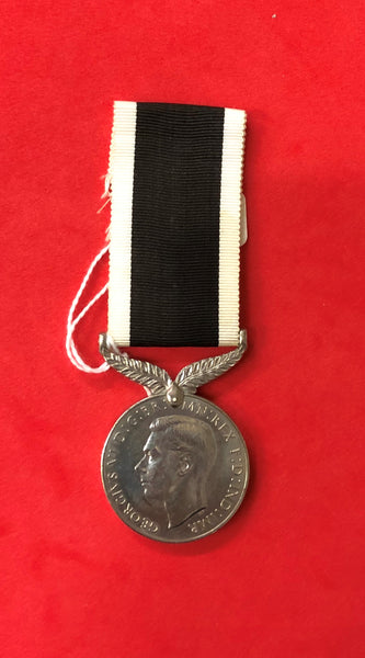 New Zealand WWII Service Medal
