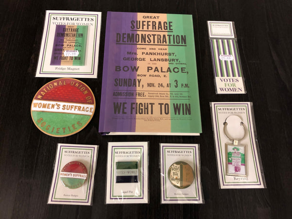Suffragette Pack