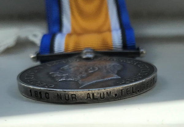 WWI War Medal