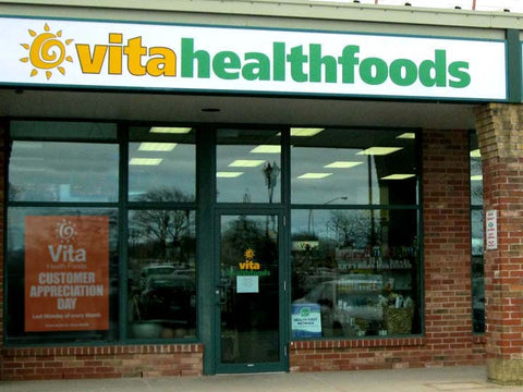 Vita Health Foods Urban Hippie Granola