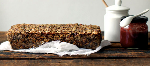 Gluten-Free bread baking class urban hippie granola