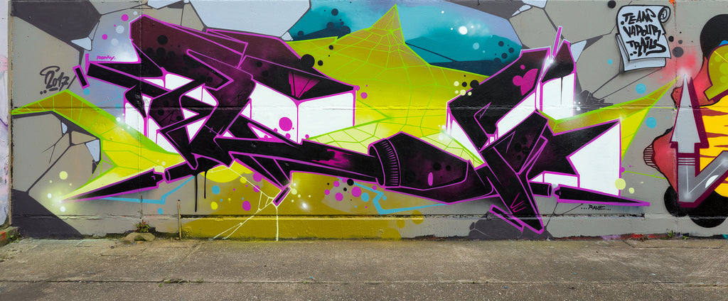 dope graffiti piece wall german graff artist art flow mark126