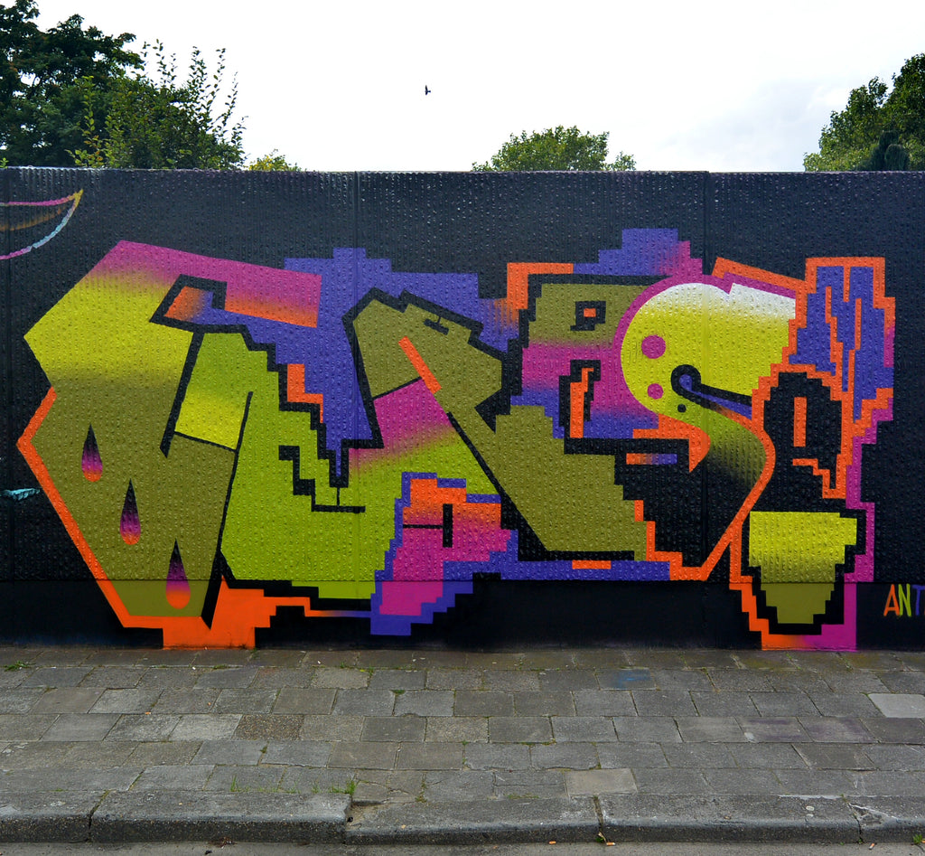 ersae best streetart selection by 123klan graffiti