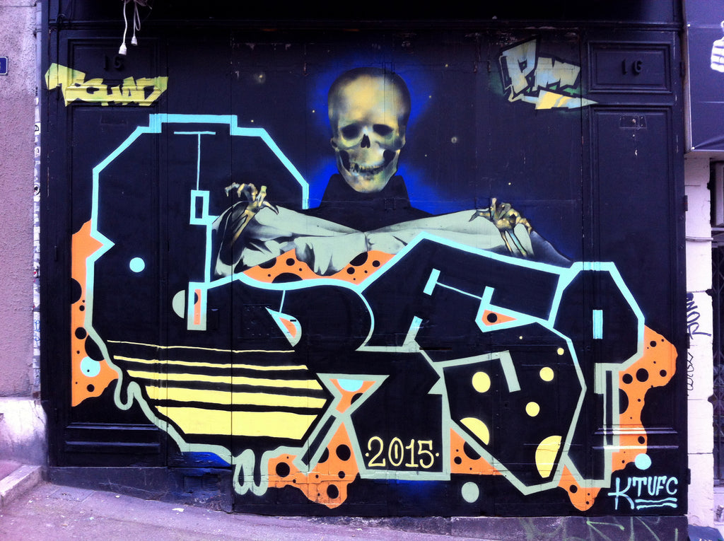 ersae graffiti art top 10 interview 123klan bandit1sm of the day