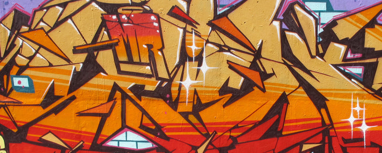GRAFFITI PIECE HAWAII 123KLAN