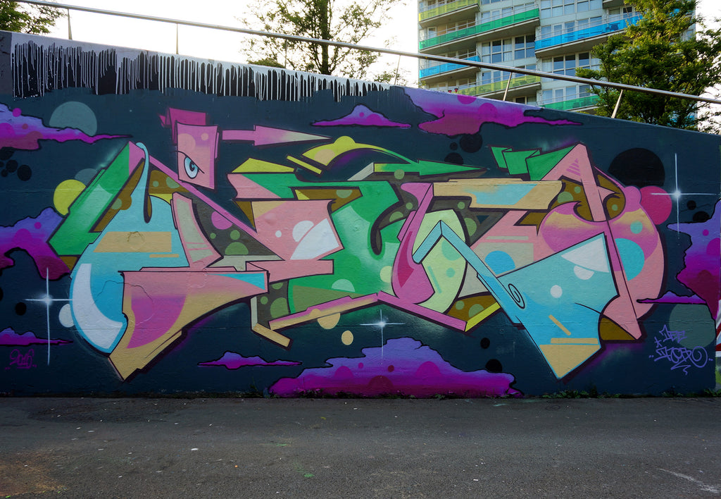 graffiti art dee inca bandit of the day bandit1sm 123klan