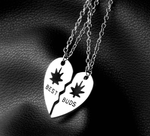 Broken Heart Best Buds Necklace