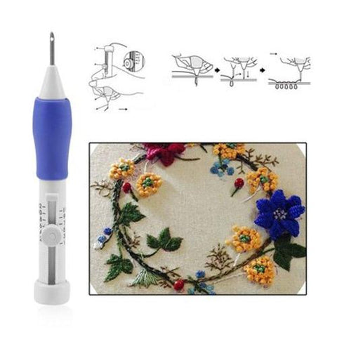 Embroidery Sewing Pen Set (6 piece)