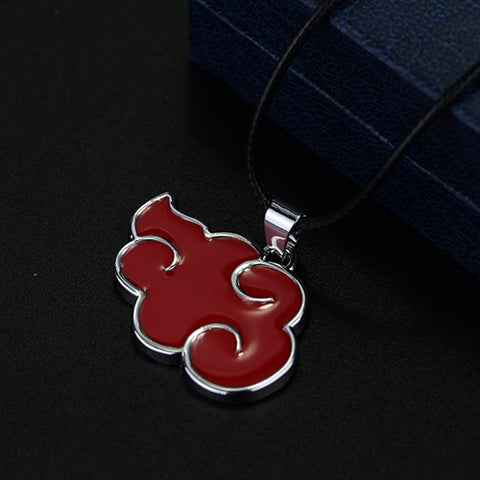 Akatsuki Symbol Necklace
