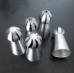 5pcs Cake Decoration Nozzles Kit