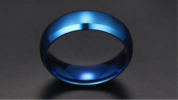 Blue Lives Matter Ring