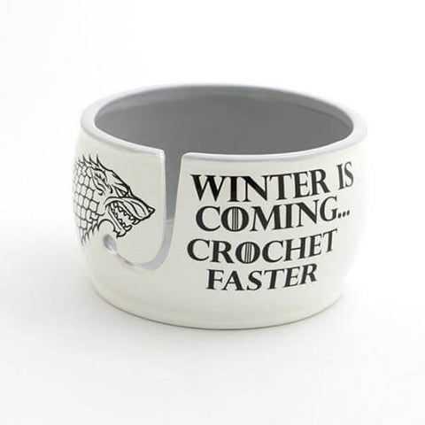 Game of Thrones Yarn Bowl