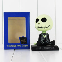 Load image into Gallery viewer, Jack Skellington Wobbler Toy
