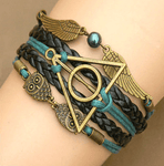 ★ FREE ★ Harry Potter Multilayer Braided Bracelets