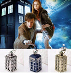 ★ FREE ★ Doctor Who Tardis Necklace