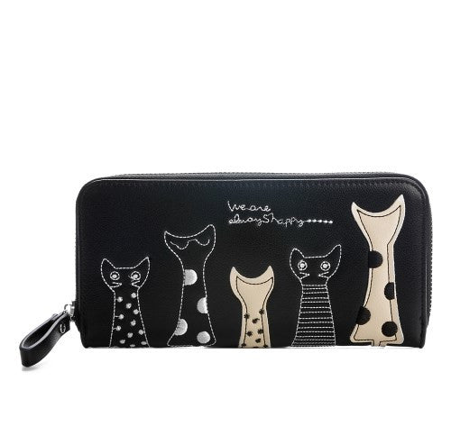Cat Cartoon Wallet