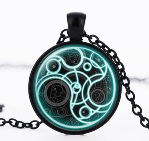 Doctor Who Time Lord Necklace