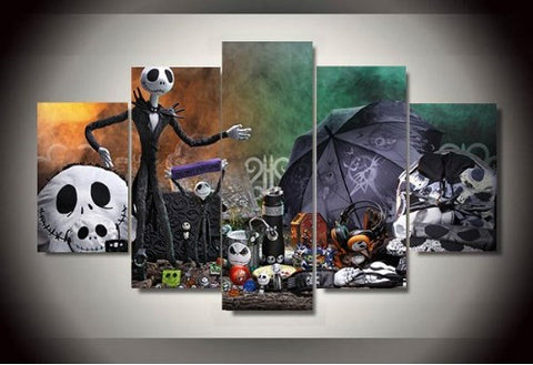 Nightmare Before Christmas Wall Décor