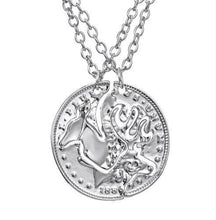 Load image into Gallery viewer, Buck Doe Promise Pendant Necklace