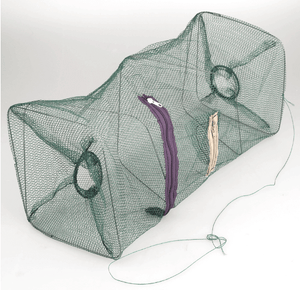Foldable Fishing Bait Trap