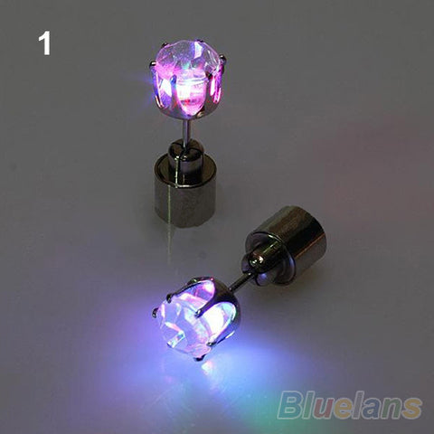 Light Up Led Earrings
