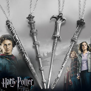 ★ FREE ★ Harry Potter Wand Necklace