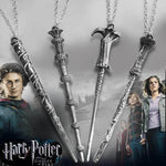 Harry Potter Wand Necklace