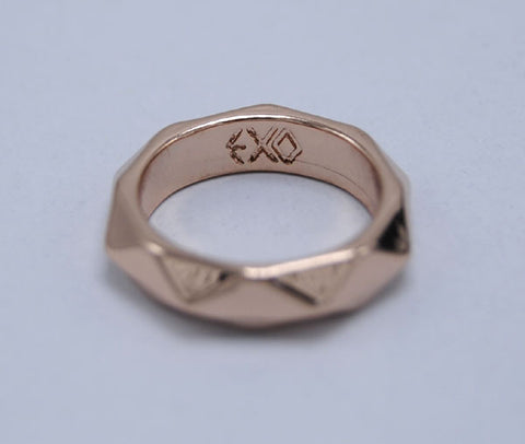 Kpop EXO Band Ring