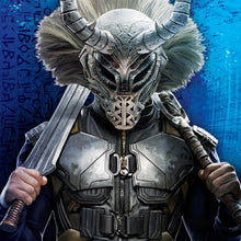 Load image into Gallery viewer, Killmonger Mask