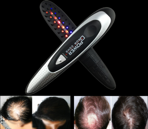 Laser Hair Growth Comb - Blood circulation therapy