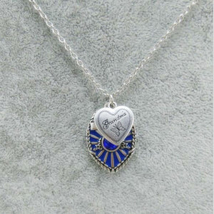 Police Mom Necklace