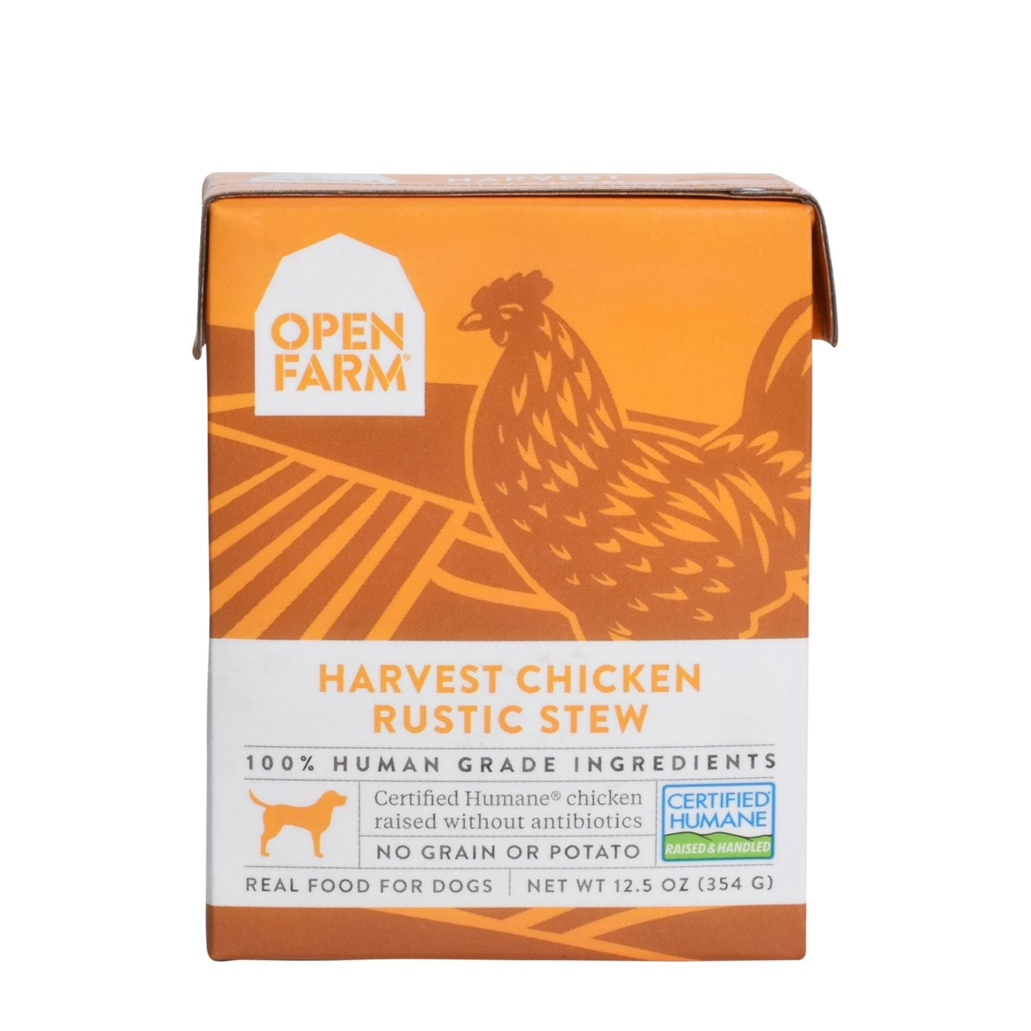 Open Farm Rustic Stew - Chicken (12.5oz)