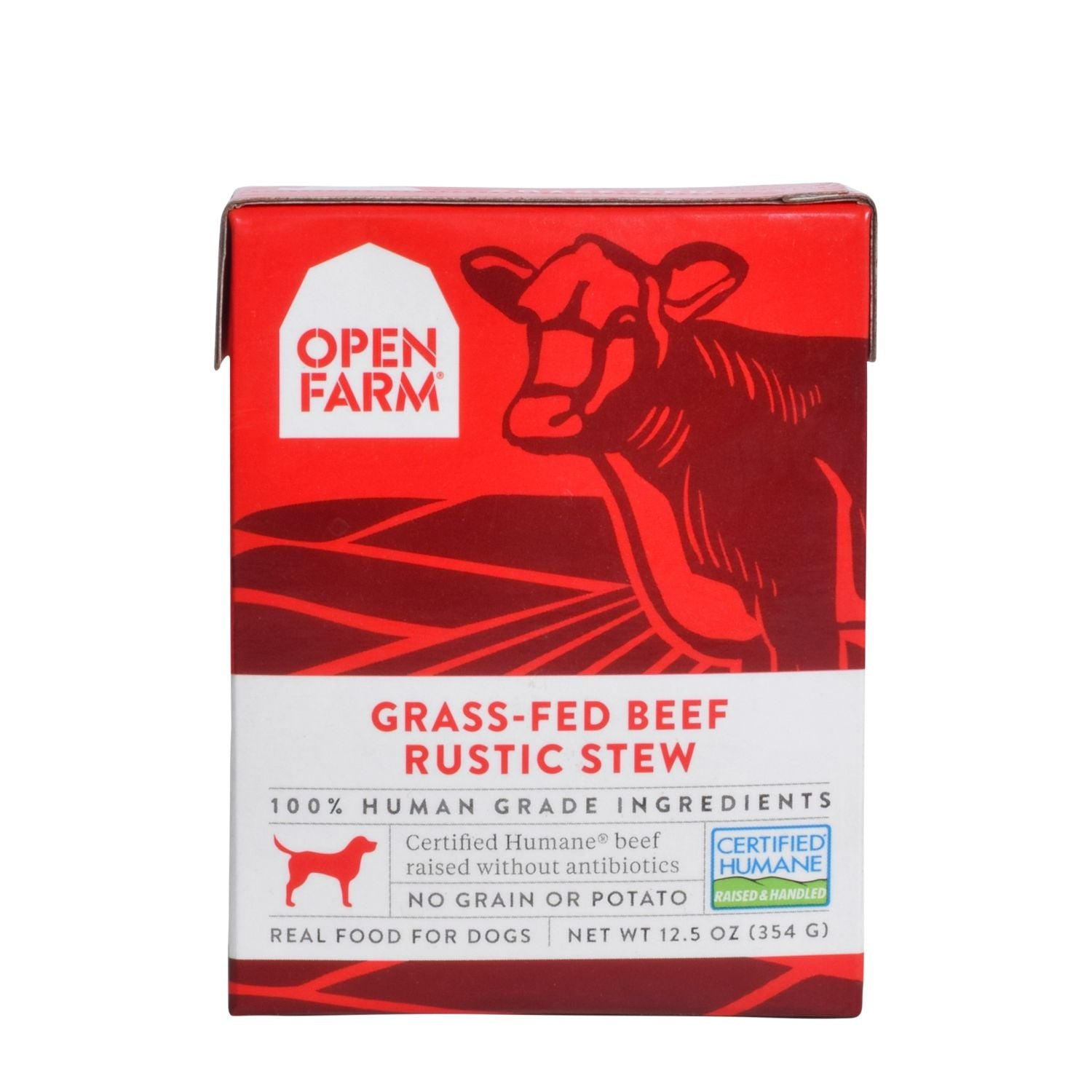 Open Farm Rustic Stew - Beef (12.5oz)