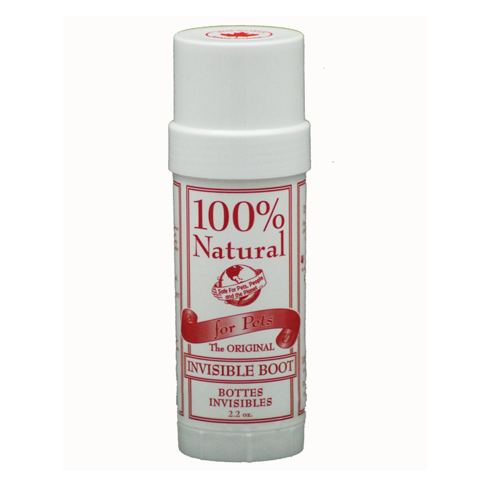 100% Natural Invisible Boot Paw - Stick (2.2oz)