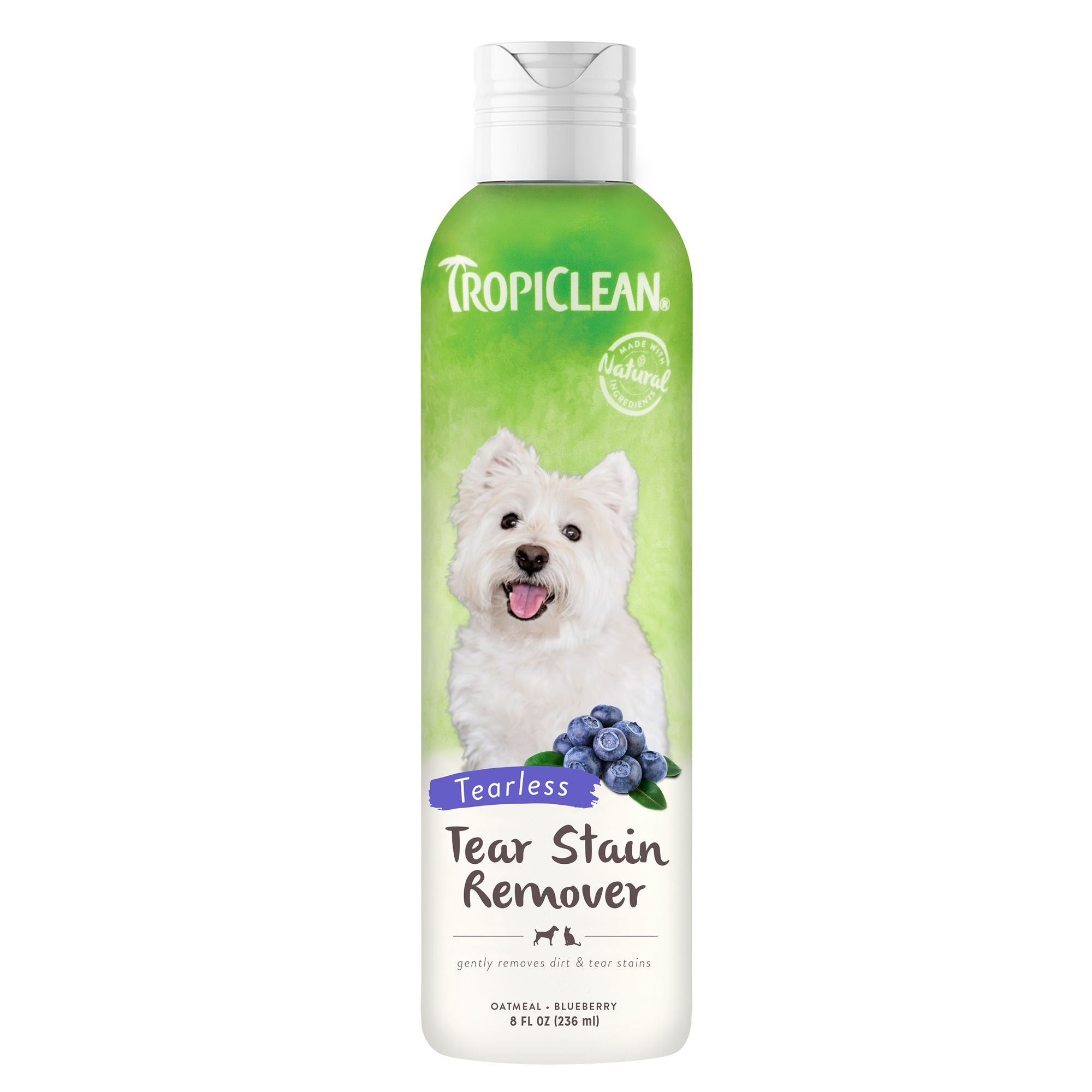 Tropiclean Tear Stain Remover (8oz)