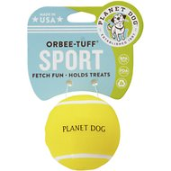Planet Dog Orbee Tuff Tennis Ball Dog Toy